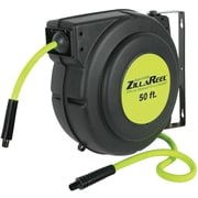 "Legacy™ Flexzilla® Zilla Reel™ 3/8"" x 50' Retractable Air Hose Reel"