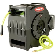"Legacy™ Flexzilla® Levelwind™ 3/8"" x 50' Retractable Air Hose Reel"