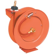 "Lincoln® 1/2"" x 50' Retractable Air Hose Reel"