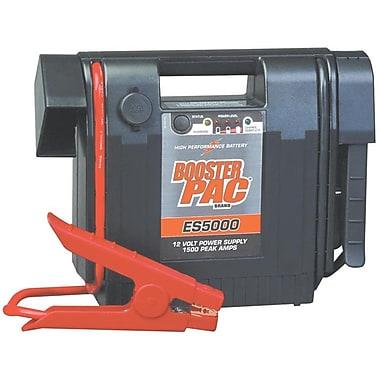 Solar® Booster PAC ES5000 12 V Jump Starter, 1500 Peak Amp