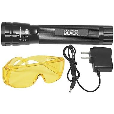 Uview UV Phazer Black Rechargeable Light