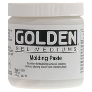Golden Artist Colors 8 Oz Molding Paste