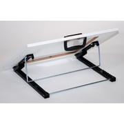 Martin Universal Design Pro Draft Aluminum Adjustable Angle Parallel Edge Drafting Board; 23'' W