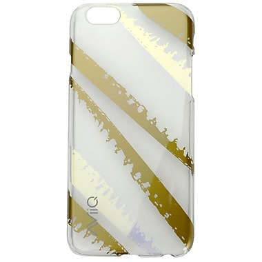 AViiQ Iphone 6 Case, Gold with Gold Mirror, English Only