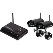 SecurityMan – Trousse de système d'enregistrement avec 2 caméras sans fil numériques
