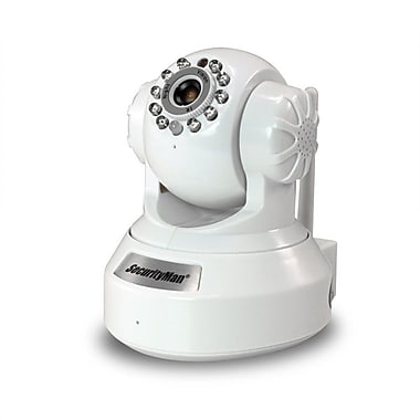 SecurityMan IP Camera with H264 SD Recorder/Night Vision