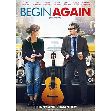 Begin Again (DVD)
