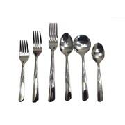 Browne ST3111S Dinner Knife, Stream Pattern, 12/Pack