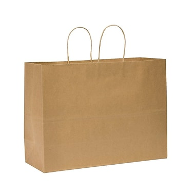 Duro 87129 Shopping Tote Paper Bag, 16