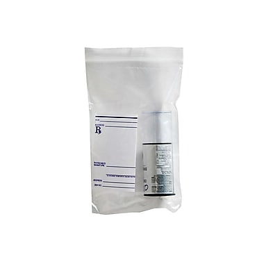 Alpha Poly Specimen Bag, 6