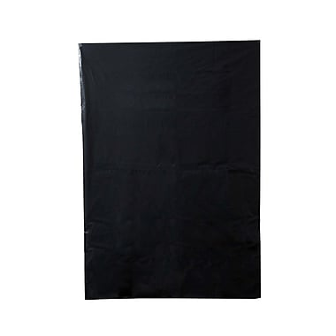 Alpha Poly B3550A3 Heavy-Duty Garbage Bag, 3-Mil, 35