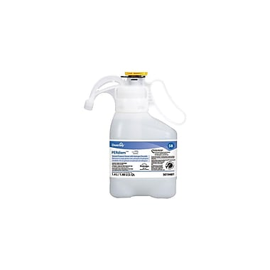 Diversey Smart Dose General Purpose Disinfectant/Cleaner with Accelerated Hydrogen Peroxide, 1.4 L, 2/Case