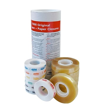 Innoseal Polypro/Paper Seal Tube Multi-Colour Tape Refill, 84/Case