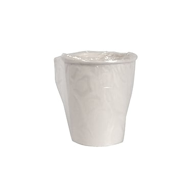 Solo Paper Hot Drink Cup, Wrapped, 10 oz., White, 480/Case