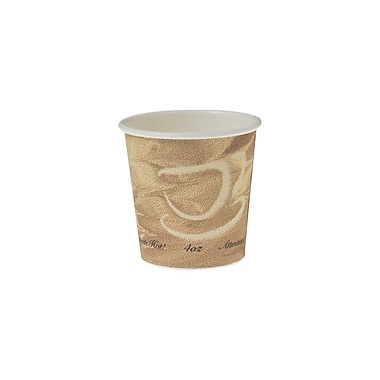 Solo Paper Hot Drink Cup, Mistique Design, 4 oz., 1000/Case