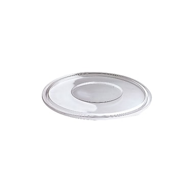 Sabert Polyethylene Flat Lid for 24/32 oz., Classic Bowl, 300/Case