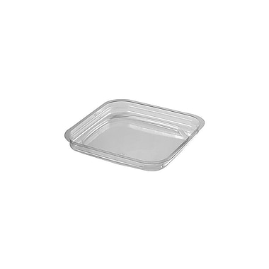 D & W Fine Pack Lid For Square Tr-Lid Inside Fit 1000/Case