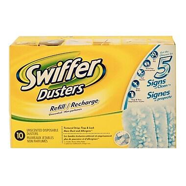 Swiffer Disposable Duster Refills, White, 6/Case