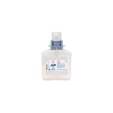 Purell Hand Sanitizer, 1200 ML, Moisterizing Foam Refill, 3/Case