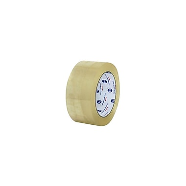 Intertape 8100 Hot Melt Carton Sealing Tape, 48 mm x 914 m, 2.2 Mil, Clear, 6/Case