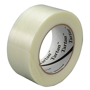Tartan 8934 General Purpose Filament Tape 48mm x 55 m, 24/Case