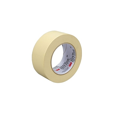 3M General Purpose Masking Tape, 48 mm x 55 m, 24/Case