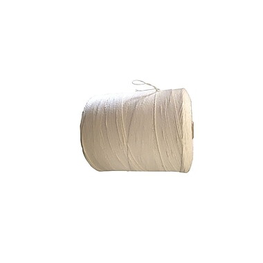 Waterloo Cotton Soft Twine, 2.5 lb., White, 2/Pack, 20/Case