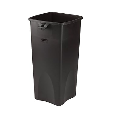 Rubbermaid 23 Gallon Untouchable Square Container, 16-1/2