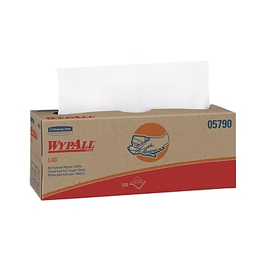 Wypall Plus Pop-Up All Purpose Medium Wiper, 16.4