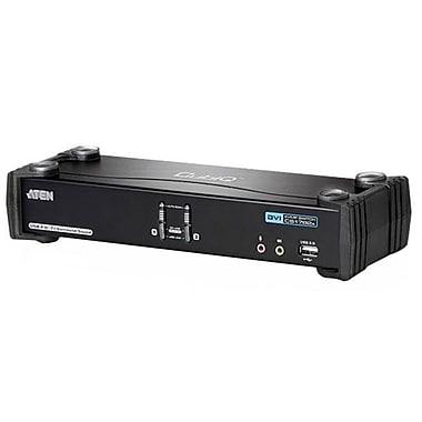 Aten® 2 Port-USB Dual-Link DVI KVMP Switch