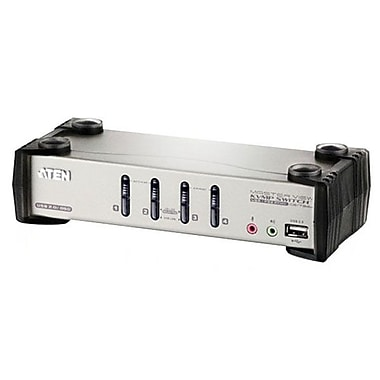 Aten® 4 Port-USB KVMP Switch With OSD