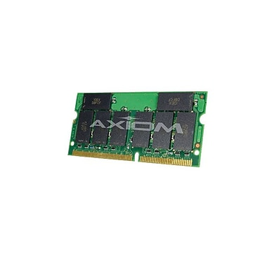 Axiom 256MB SDRAM 133MHz (PC 133) 144-Pin SoDIMM (5000575-AX) for Solo 5350Cl