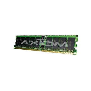 Axiom – Mémoire DDR2 SDRAM de 2 Go 400 MHz (PC2 3200) DIMM à 240 broches (A0455475-AX)