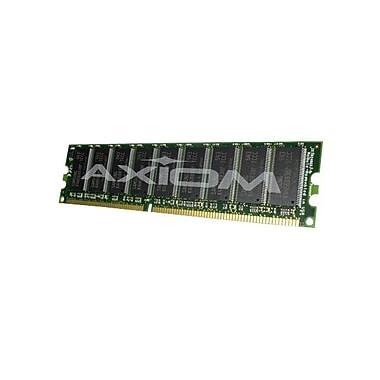 Axiom – Mémoire DDR SDRAM de 1 Go, 400 MHz (PC 3200) à 184 broches DIMM (A0740408-AX) pour Dimension 4550