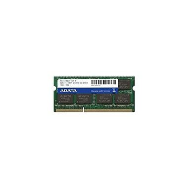 ADATA 8GB DDR3 1333MHz (PC3 10666) 204-Pin SO-DIMM (AD3S1333W8G9-B)