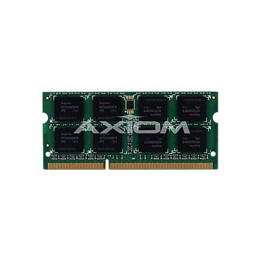 Axiom 4GB DDR3 SDRAM 1333MHz (PC3L 10600) 204-Pin SoDIMM (CF-WMBA1104G-AX) for CF-53