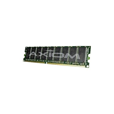 Axiom 1GB DDR SDRAM 266MHz (PC 2100) 184-Pin DIMM (F2340-E505-AX) for Fujitsu Scenic T