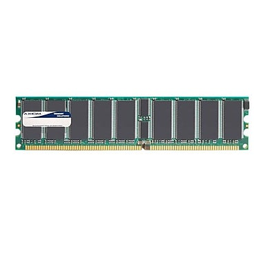 Axiom 1GB DDR2 SDRAM 800MHz (PC2 6400) 240-Pin DIMM (GH739AA-AX) for HP Xw4600