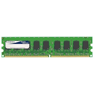 Axiom 2GB DDR2 SDRAM 800MHz (PC2 6400) 240-Pin DIMM (GH740AA-AX) for HP Xw4600