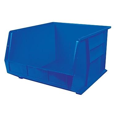 Kleton Plastic Bins, 16-1/2