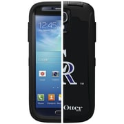 OtterBox® MLB Edition Defender Series Case W/Holster F/Samsung Galaxy S4, Colorado Rockies