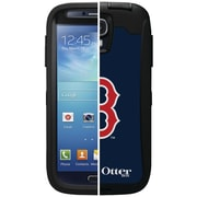 OtterBox® MLB Edition Defender Series Case W/Holster F/Samsung Galaxy S4, Boston Red Sox