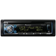 Pioneer DEH-X3700S Single-Din In-Dash CD Receiver With MIXTRAX
