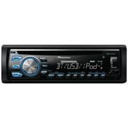 Pioneer DEH-X4700BT Single-Din In-Dash CD Receiver With Siri Eyes Free