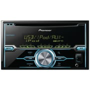 Pioneer FH-X520UI Double-Din In-Dash CD Receiver With USB