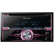 Pioneer FH-X720BT Double-Din In-Dash CD Receiver With Bluetooth