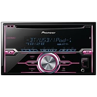 Pioneer FH-X720BT In-Dash CD Receiver with Wireless Remote
