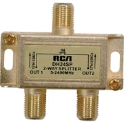 RCA DH24SPF 2.4GHz Digital Plus 2-Way Splitter