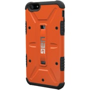 "Urban Armor Gear Outland Composite Case For 5.5"" iPhone 6 Plus, Rust"