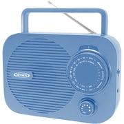 Jensen® MR-550 Portable AM/FM Radio, Blue